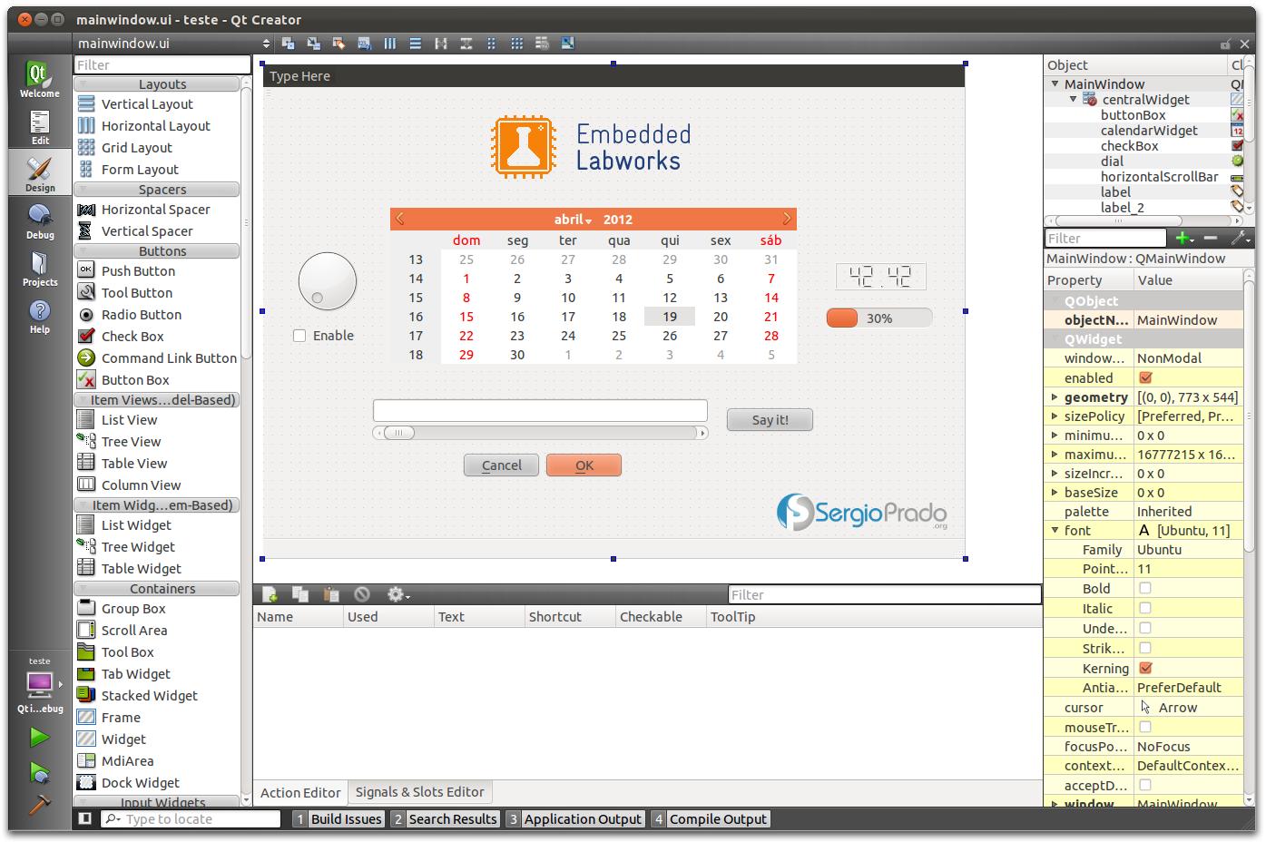 Desenvolvendo com o Qt Creator em Linux embarcado | Blog do