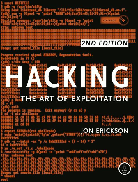 Livro Hacking The Art Of Exploitation Blog Do Sergio border=